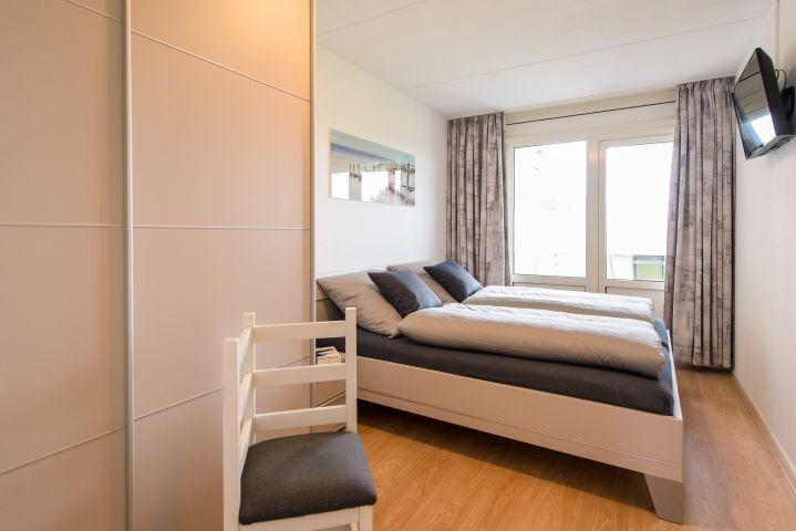 Zweibettzimmer mit TV