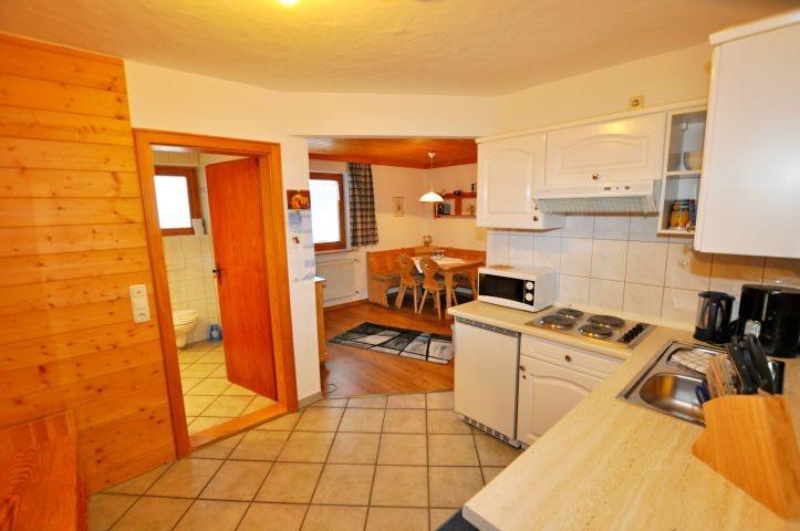 Eingangsbereich mit Küche Kat. Vergissmeinnicht