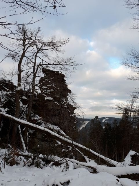 Ein Ausflug zu den Bruchhauser Steinen