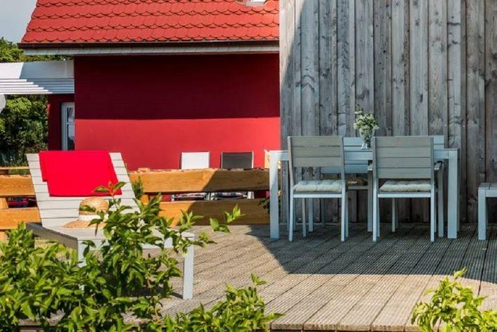 Terrasse Haus Wiesenweite - weitere Ansicht -