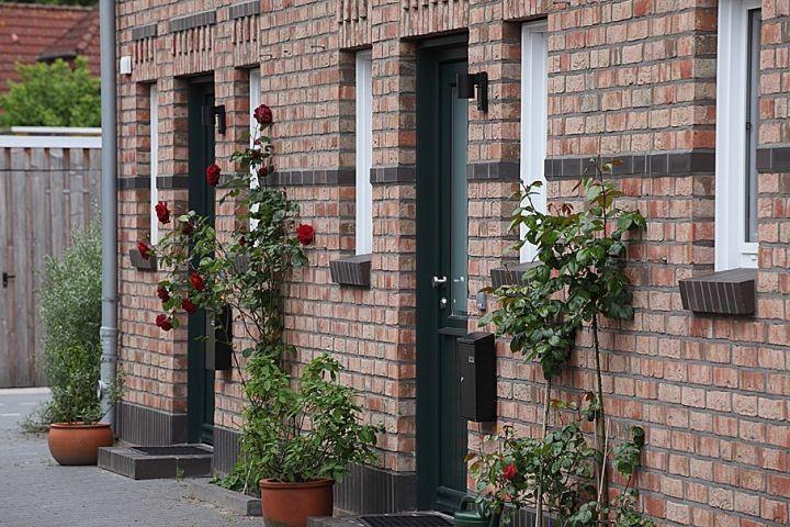 Rosen zur Begrüßung!