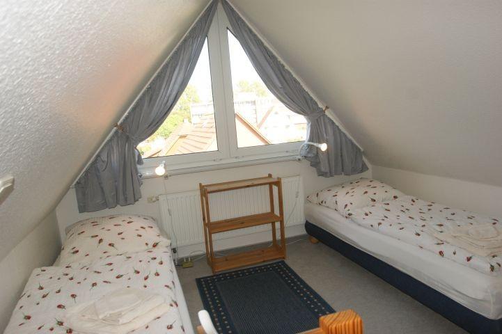 Schlafzimmer 3 Dachgeschoss