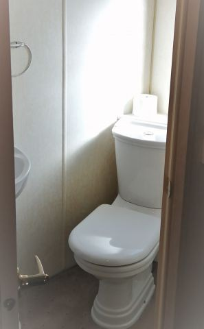Privates WC  von Schlafzimmer