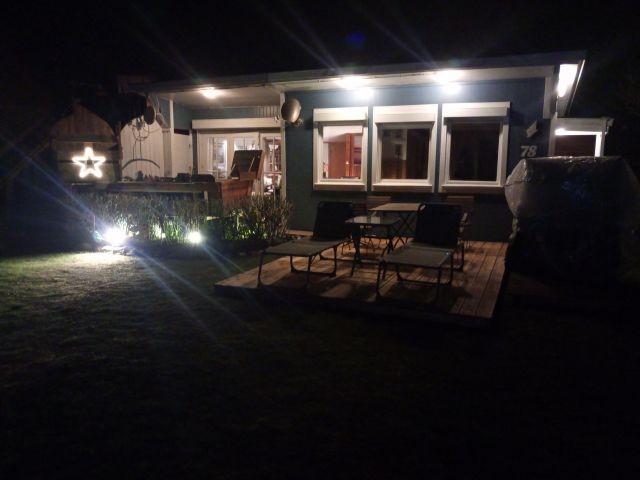 Abendstimmung Rundumbeleuchtung