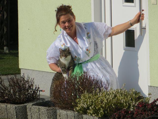 Jana Czubowicz - Ihre Vermieterin vom Ferienhaus Babow