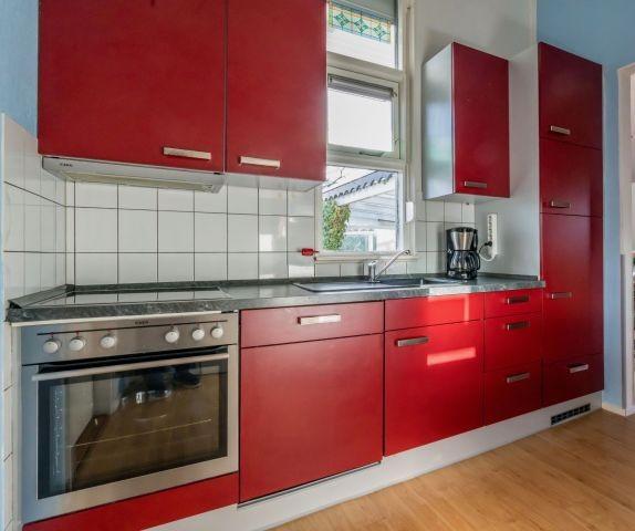 Die modern Küche mit allem Komfort