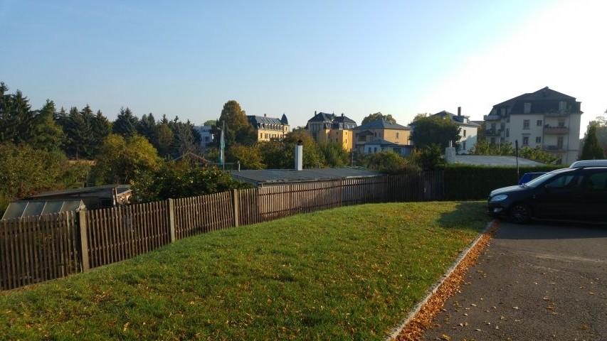 Bebauung der unmittelbaren Nachbarschaft