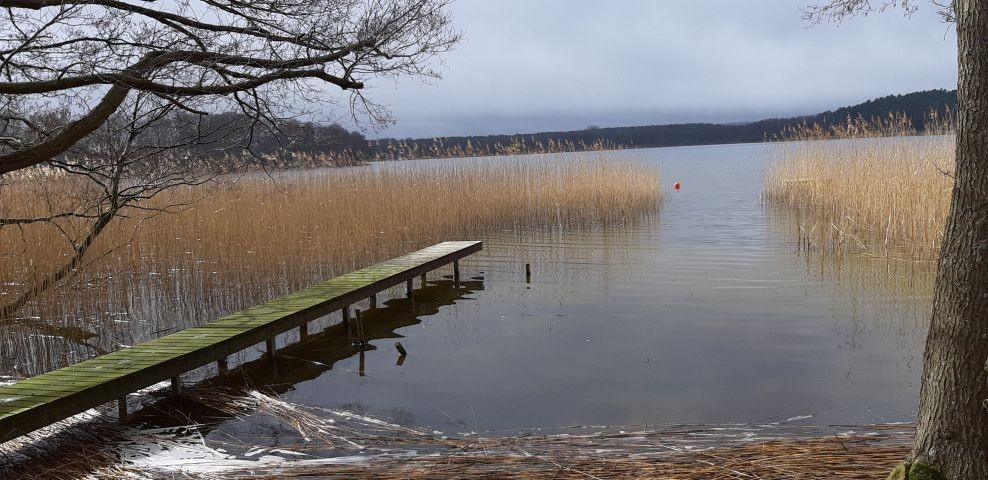 traumhafte Lage am See