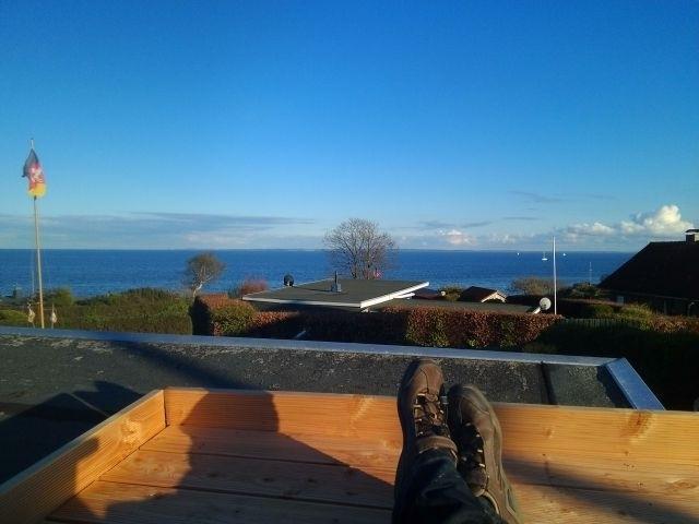 Weiter Blick über die Bucht der Sucht
