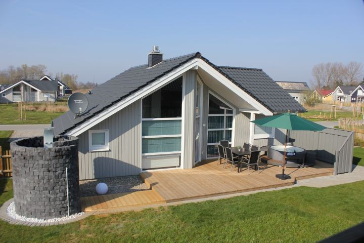 Ostsee Ferienhaus Klitbo