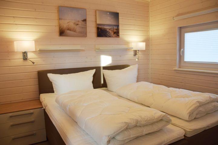 Doppelbettschlafzimmer II Klitbo