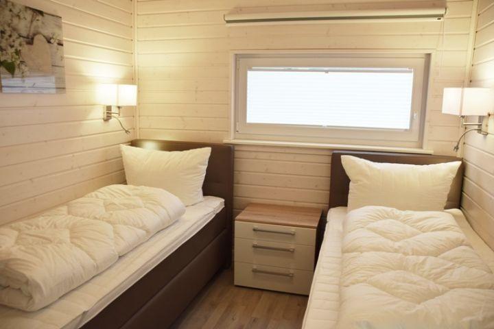 Einzelbettenschlafzimmer Klitbo