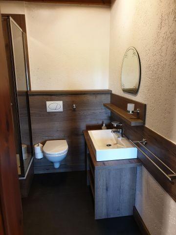 Dusche u. WC Fewo Nr.3