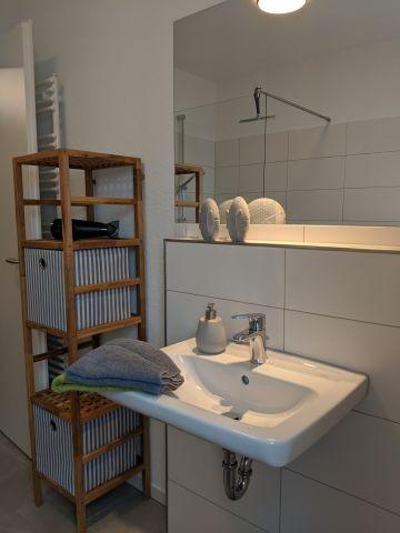 Badezimmer OG und Dusche