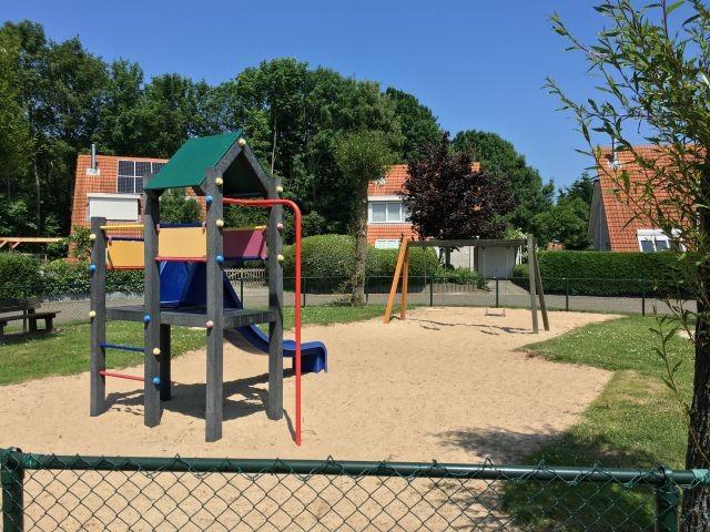 Spielplatzen auf Parc