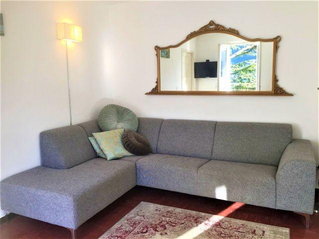 Appartement Breva: das Wohnzimmer