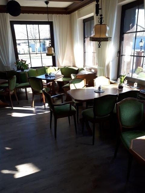 ein Blick ins Restaurant