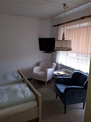 Doppelzimmer mit Balkon, Zimmer 4
