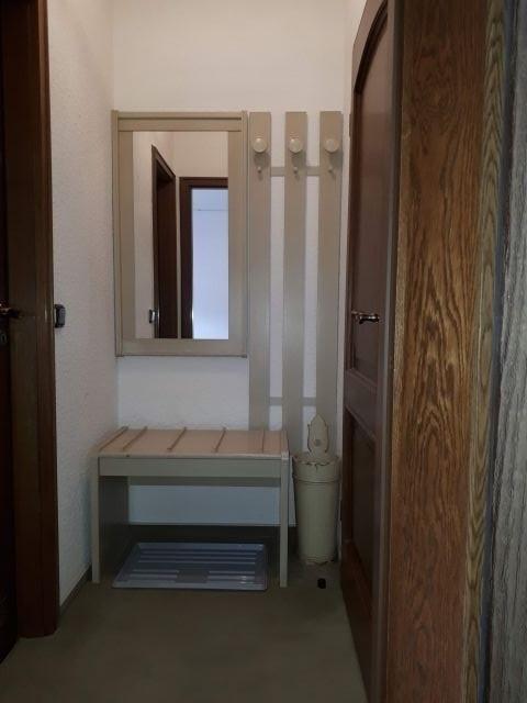 Diele mit Garderobe Zimmer 4