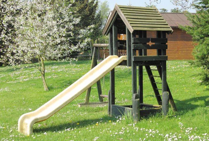 Ein Spielplatz für die Kleinen Gäste