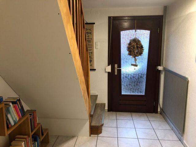 Flur zur Haustür