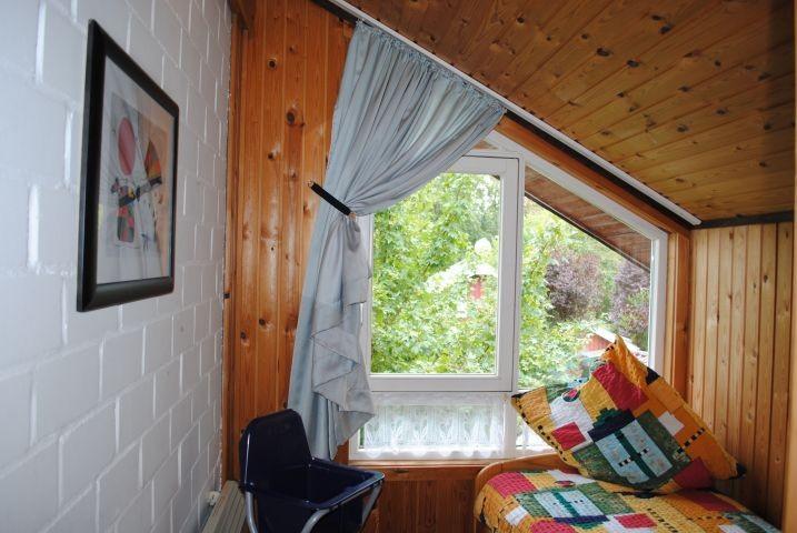 das kleine Einzelzimmer im Motte