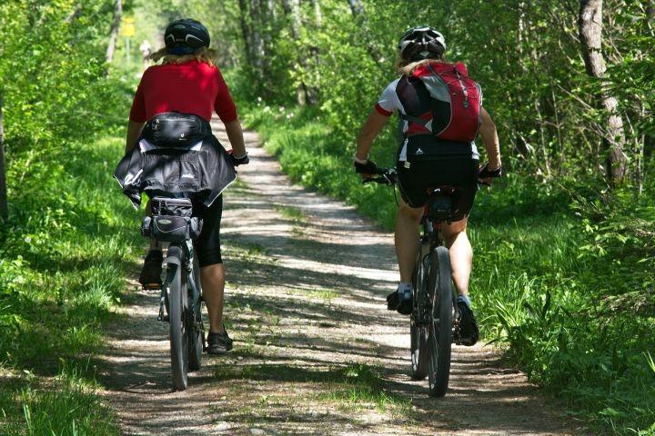 Mountainbiken im Odenwald ab der Haustür