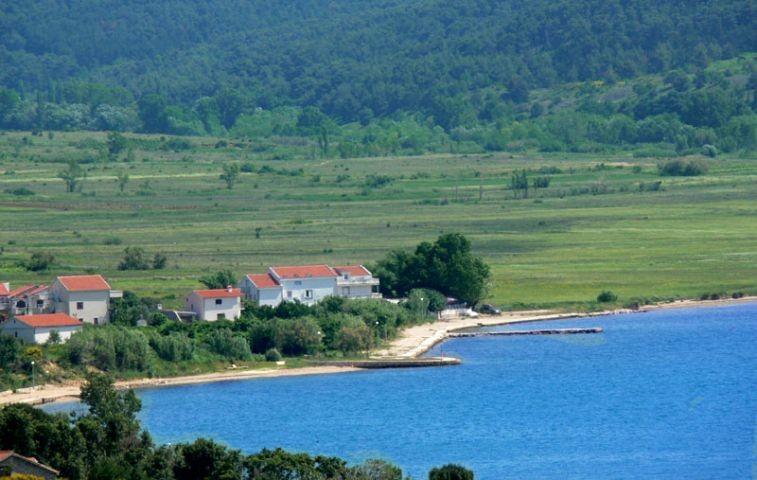 Villa Anita - im kleinen Ort Miocici