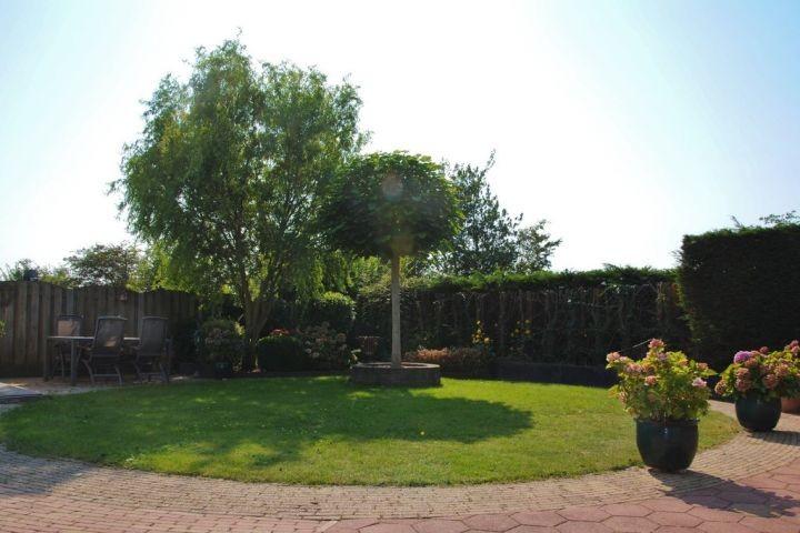 Zomerhof in Ouddorp - Garten