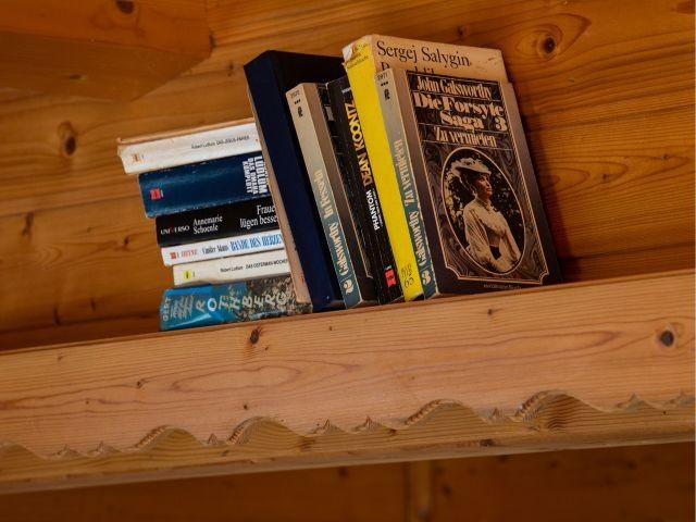 Bücher zum Zeitvertreib
