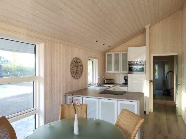 die Küche des Hauses