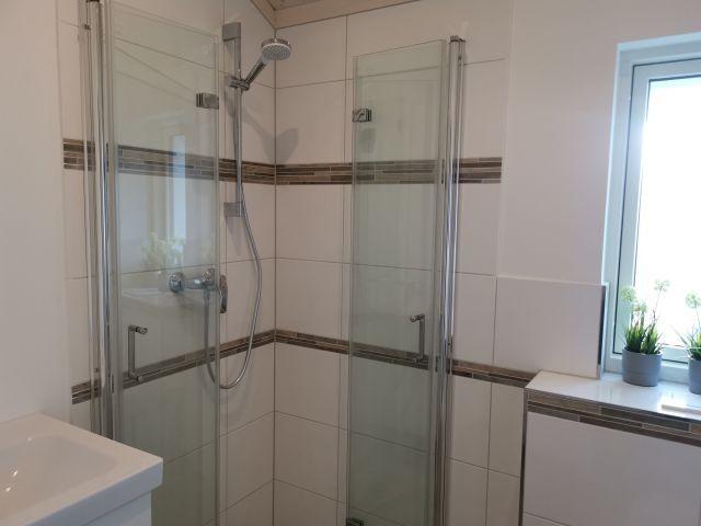 das Duschbad im Haus
