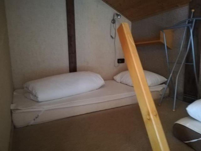 2 Betten auf der Empore
