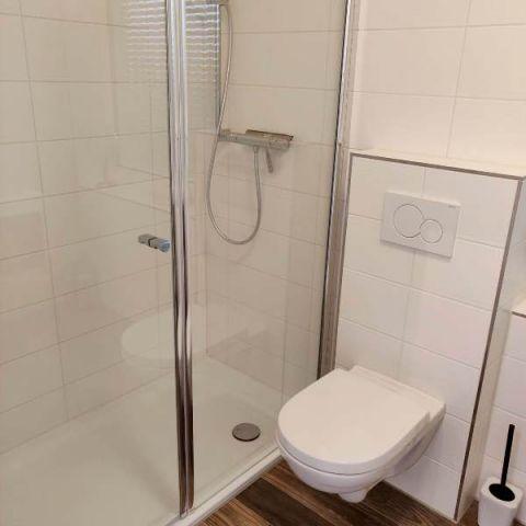das Duschbad im EG