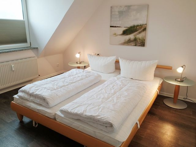 Doppelbettzimmer im OG