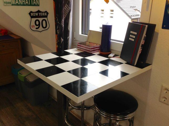 Sitzplatz Küche