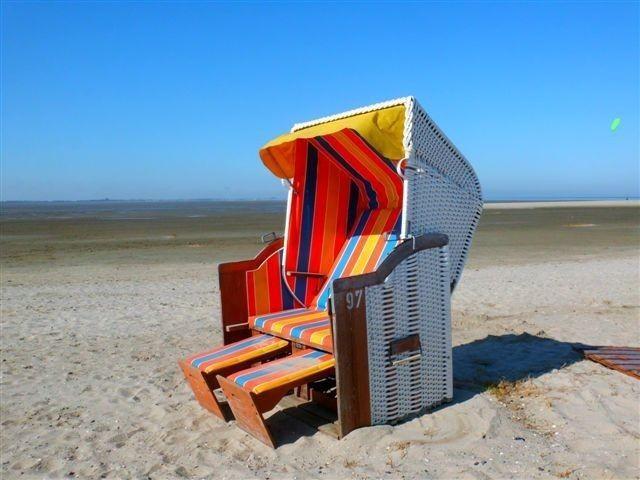 wo unser Strandkorb auf Sie wartet.