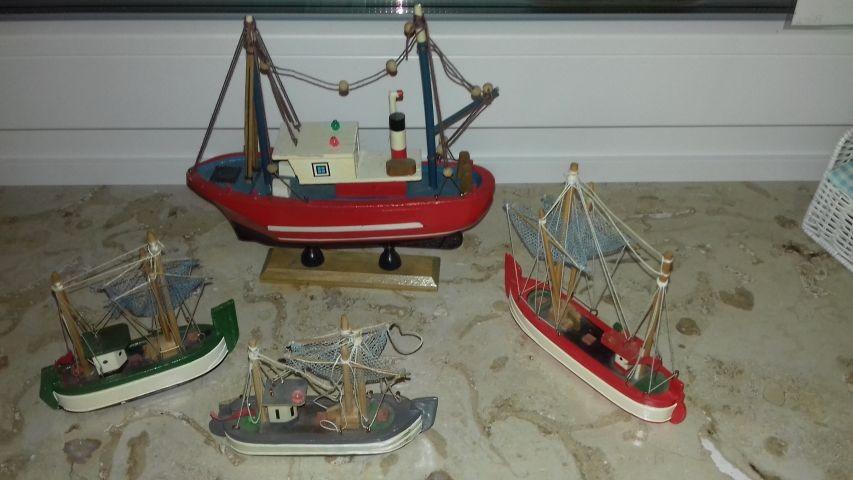 Kleine Schiffe