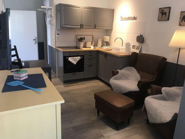 Studiowohnung Küche