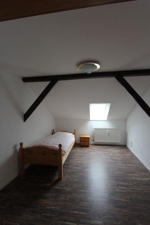 Schlafzimmer 2* Einzelbett