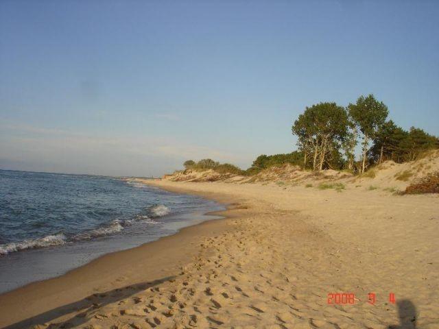 Ostsee in Mielno nur 4,5 Km von Haus entfernt