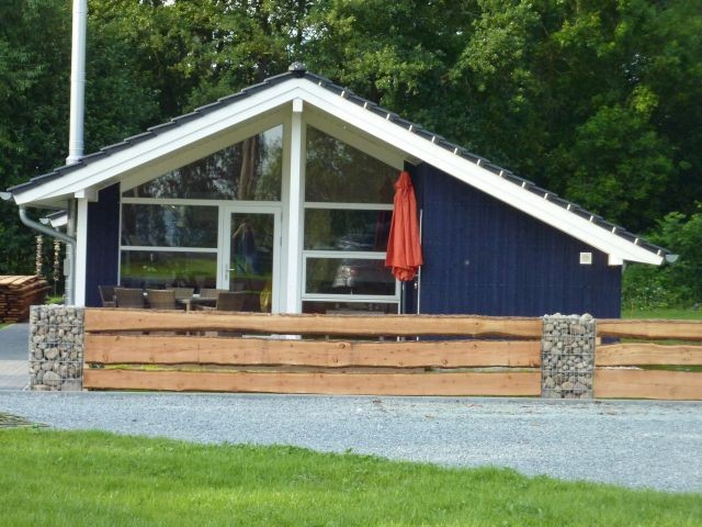 gemütliches Haus im dänischen Stiel
