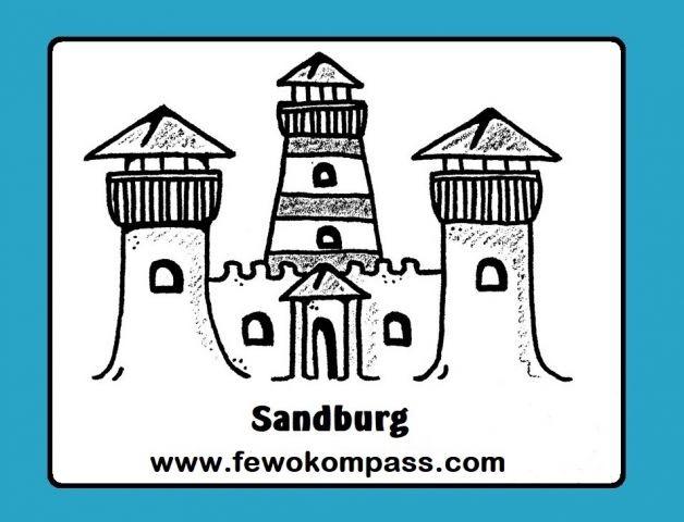 """Logo """"Sandburg"""""""
