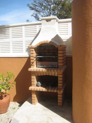 Barbecue im Garten