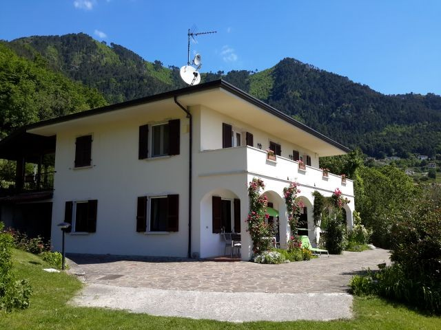 Aussenansicht Casa Orio
