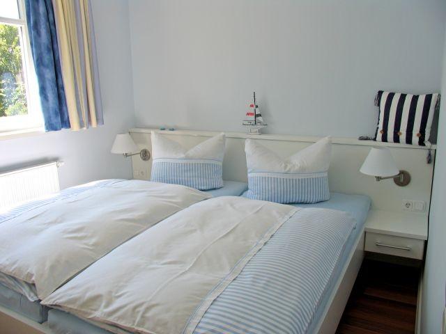 3. Schlafzimmer mit Doppelbett