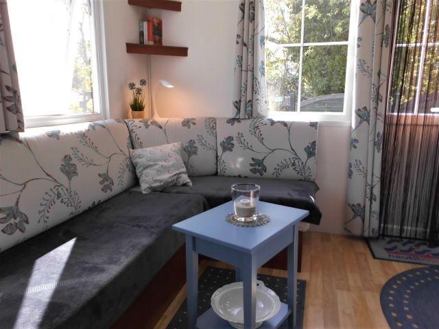 Wohnzimmer-Sitzecke