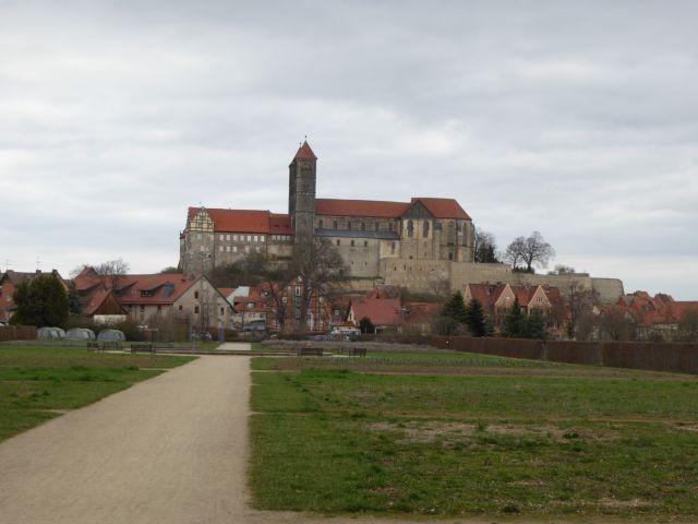 Quedlinburg la plus belle ville ;)