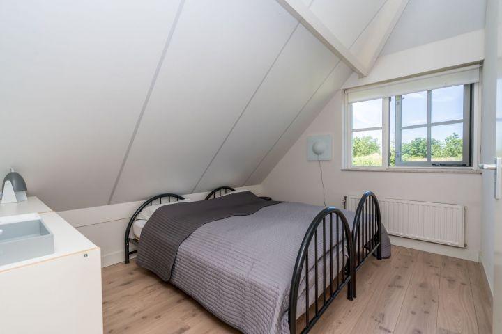 Schlafzimmer 3 mit 2 Einzel Boxspringbetten