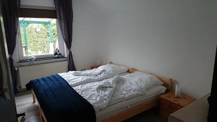 Schlafzimmer 1 Erdgeschoss / Einzelbetten